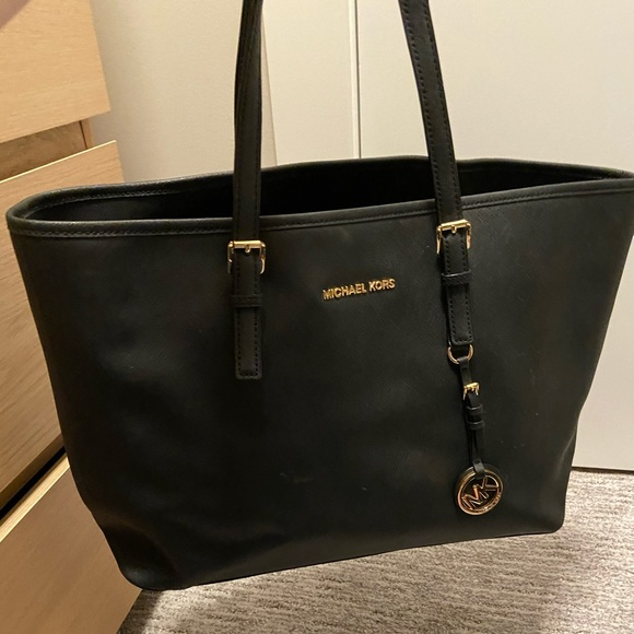 Michael Kors Tote with Laptop Sleeve